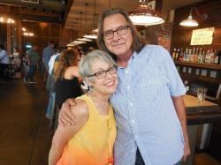 7 Aug-Rosemary Gustin and Ken Jackson