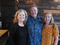 7 Aug- Mary Rolen, Ronnie Naccari, Mary Culotta
