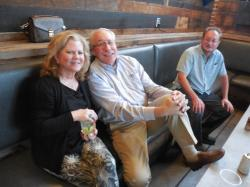 7 Aug-Mary Rolen, Greg Gainer, Ferris Ritchey