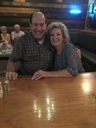 7 Aug- Sam Rumore and Judy Toxey