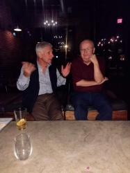 6 Nov at Carrigan's