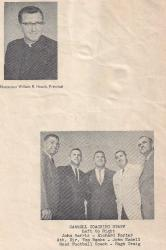 Coaching Staff 1964