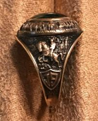 Class Ring Left