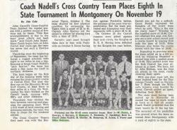 Cross Country 11/25/1964