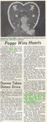 Peggy Wins Hearts 02/26/65