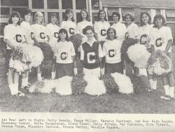 '66 Cheerleaders